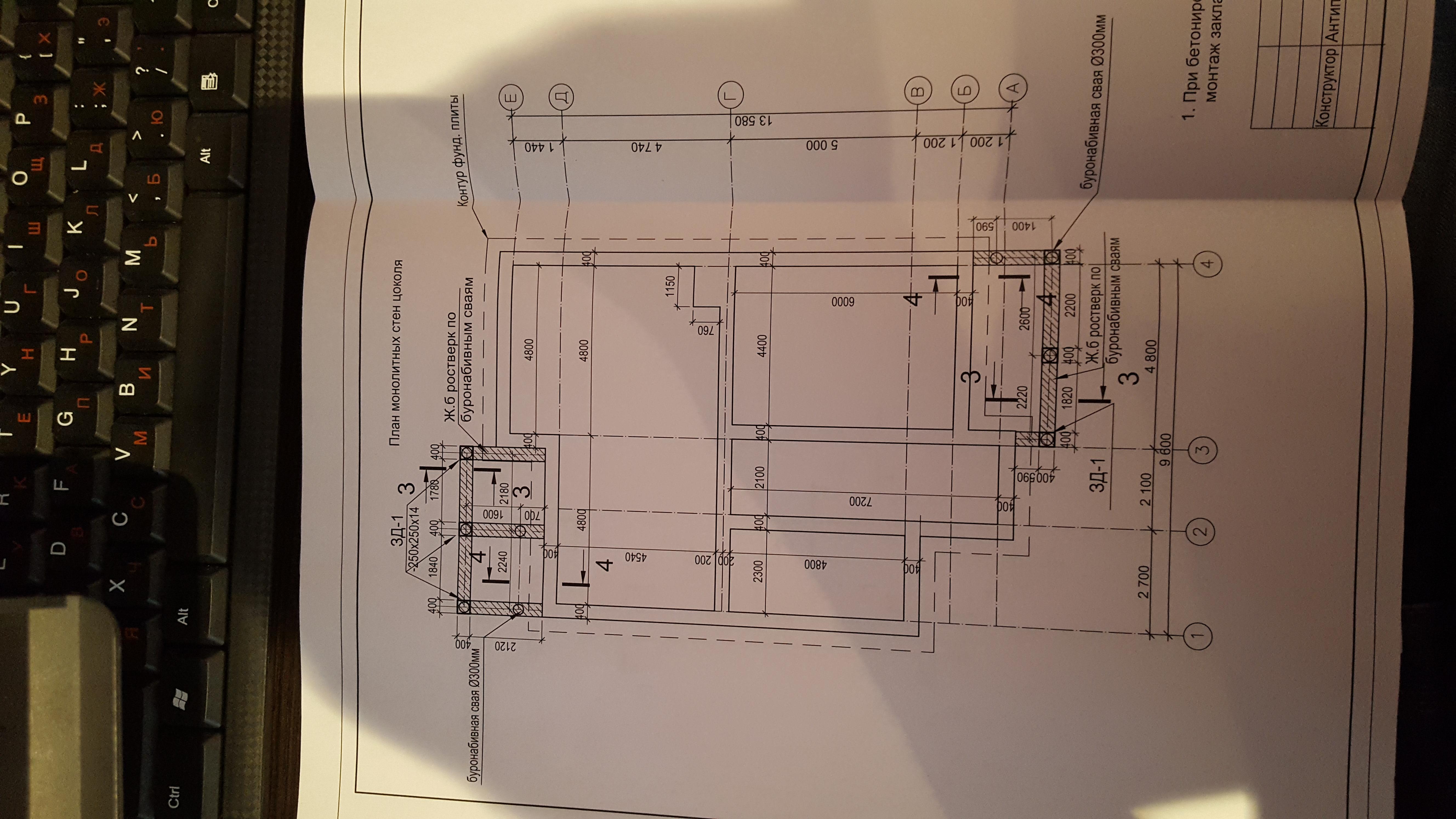 Проекты фундаментов деревянных домов в Мытищах