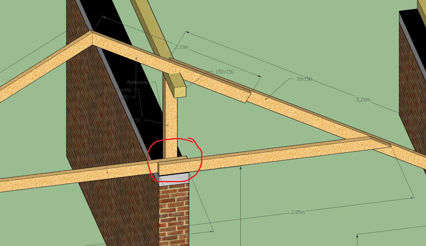 Двухскатная крыша сарая своими руками: как построить самому 13