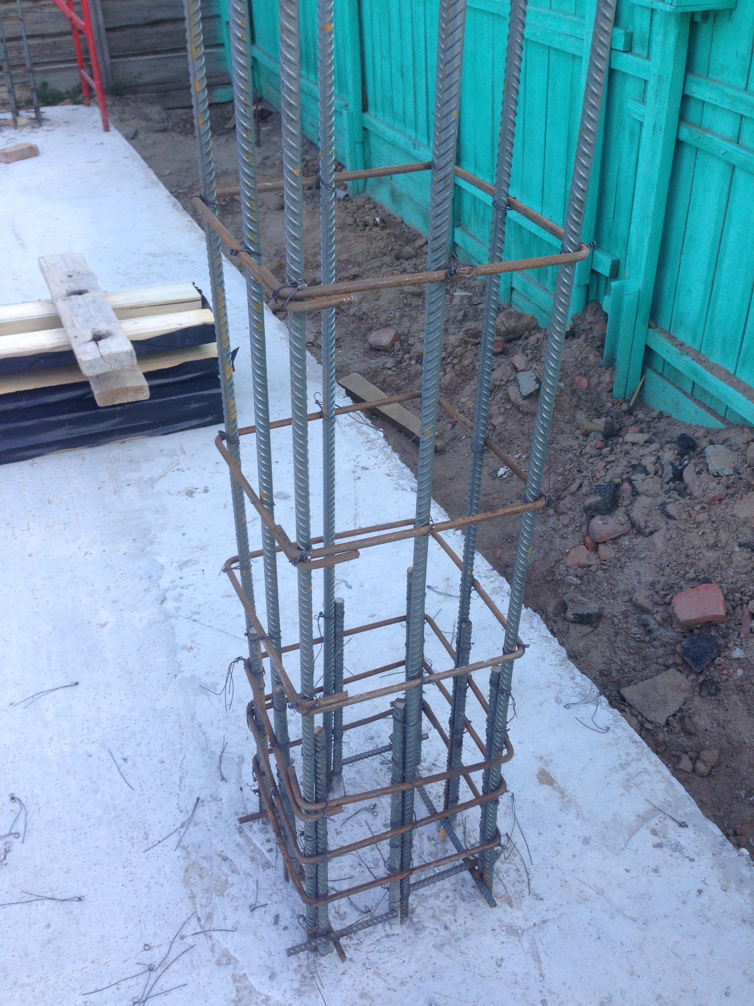 Расчет стальной колонны  buildingbookru