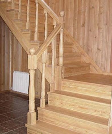 В картинках как сделать лестницу 134