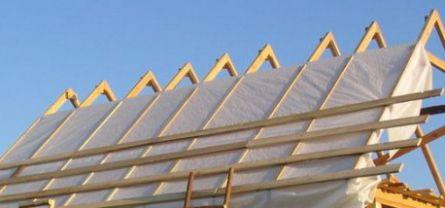 Гидроизоляция крыши своими руками