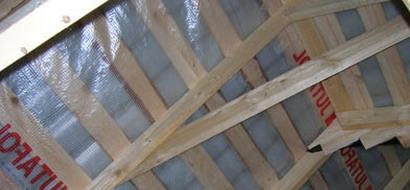 Парогидроизоляция крыши бани наливной пол для кафе цена