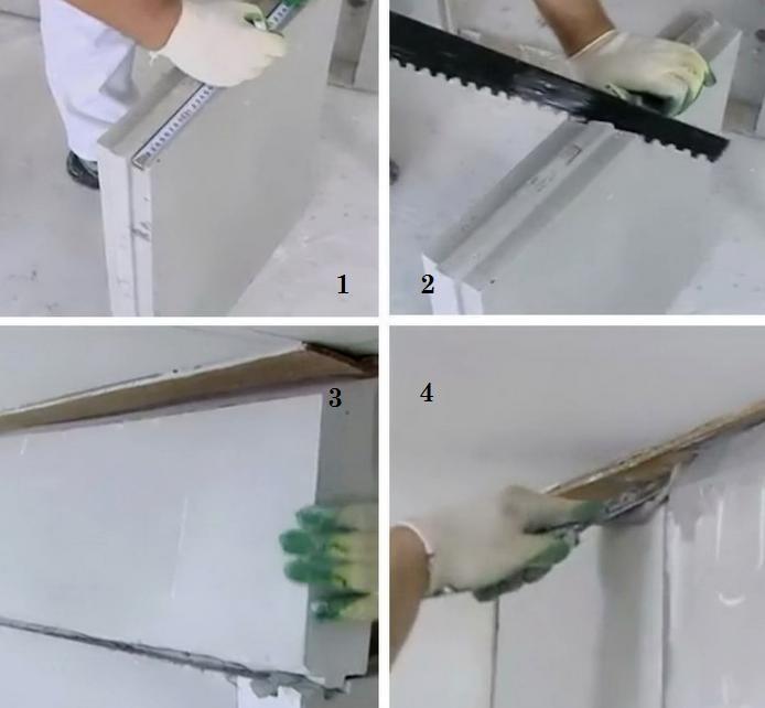 Мастики для герметизация швов