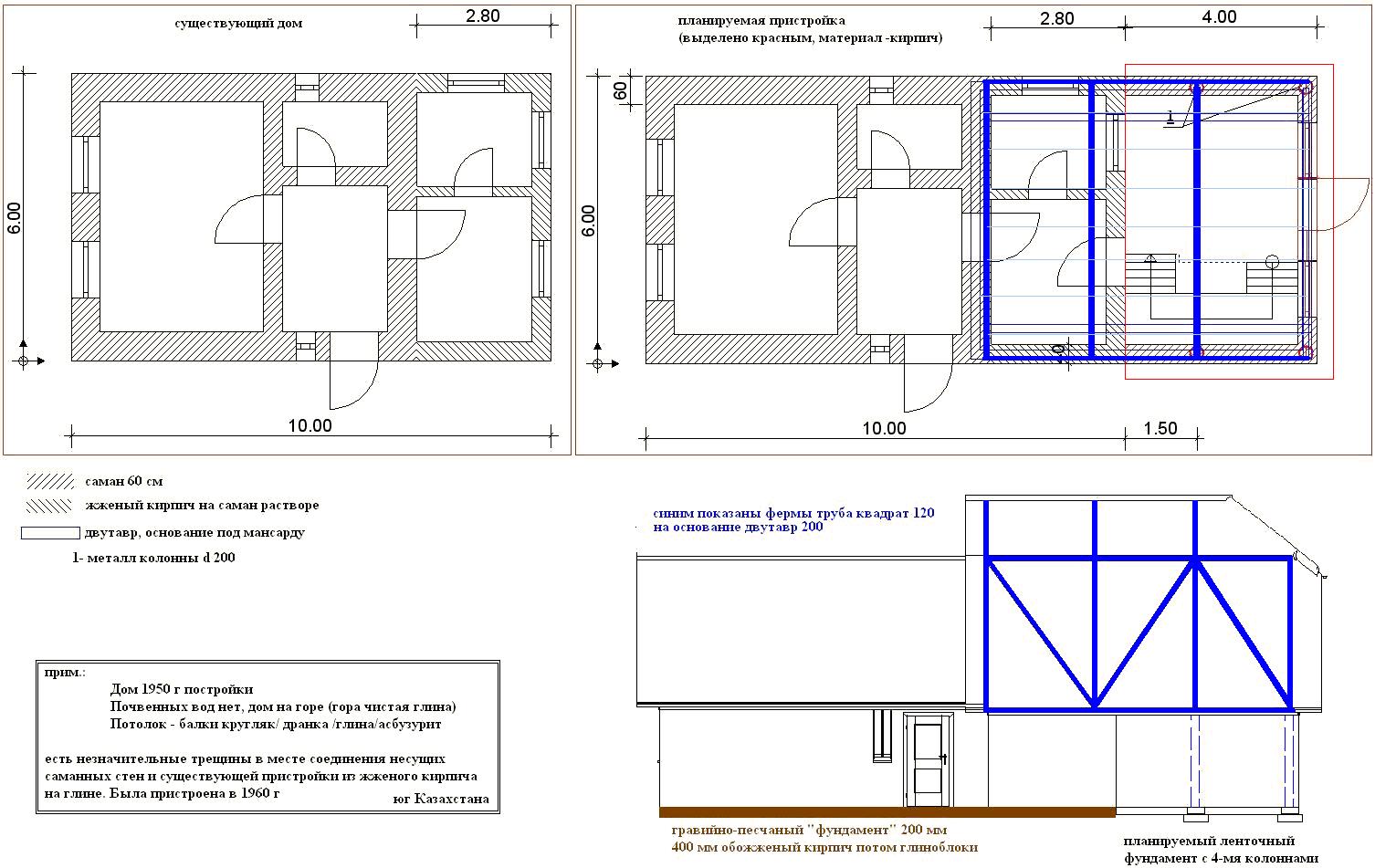 Терраса своими руками: чертежи и размеры 75